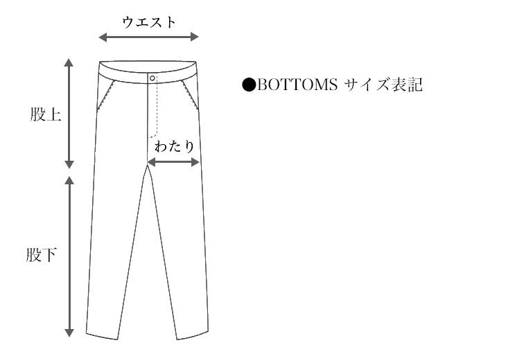 パーカーサイズ測定