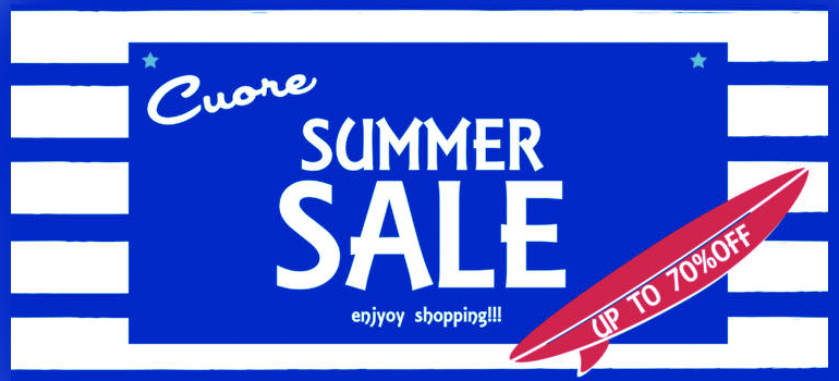 SUMMERL SALE